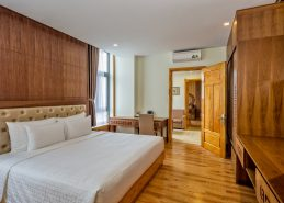 family apartment da nang hotel near beach amenities