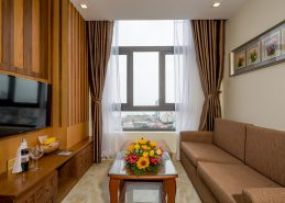 family apartment hotel da nang room facilities