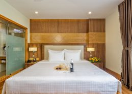 executive king room hotel da nang facilities