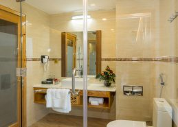 4 star hotel danang bathroom deluxe twin