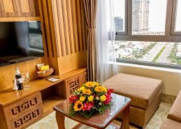 family apartment 4 star hotel in da nang facilities