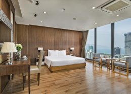 deluxe king room best hotels danang