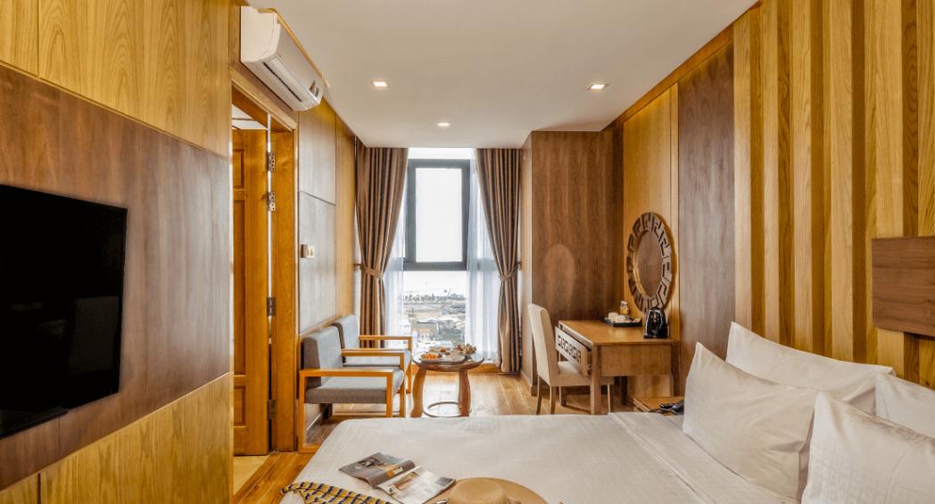 family apartment 4 star hotel in da nang
