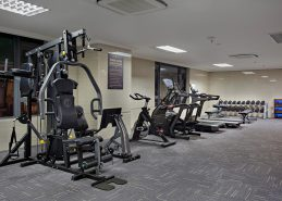 4 star da nang hotel near beach fitness center