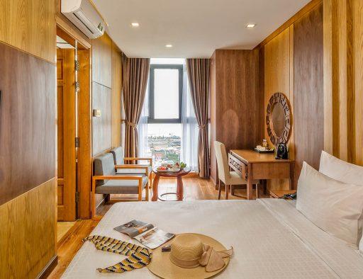 hotel da nang room apartment
