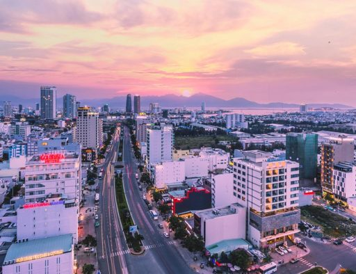 best hotels danang balcony view