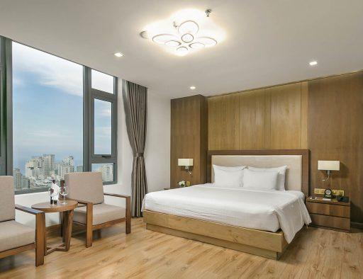 da nang center hotel double room