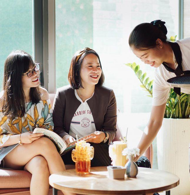khách sạn tổ chức sự kiện đà nẵng maple bar