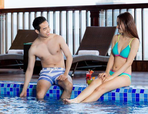 da nang vacations pool