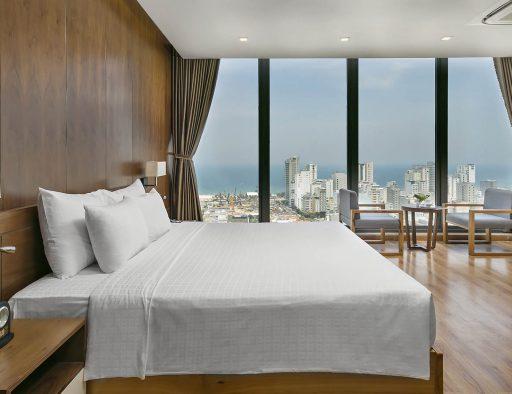 best hotel in danang penthouse