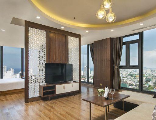 da nang hotel near beach amenities penthouse