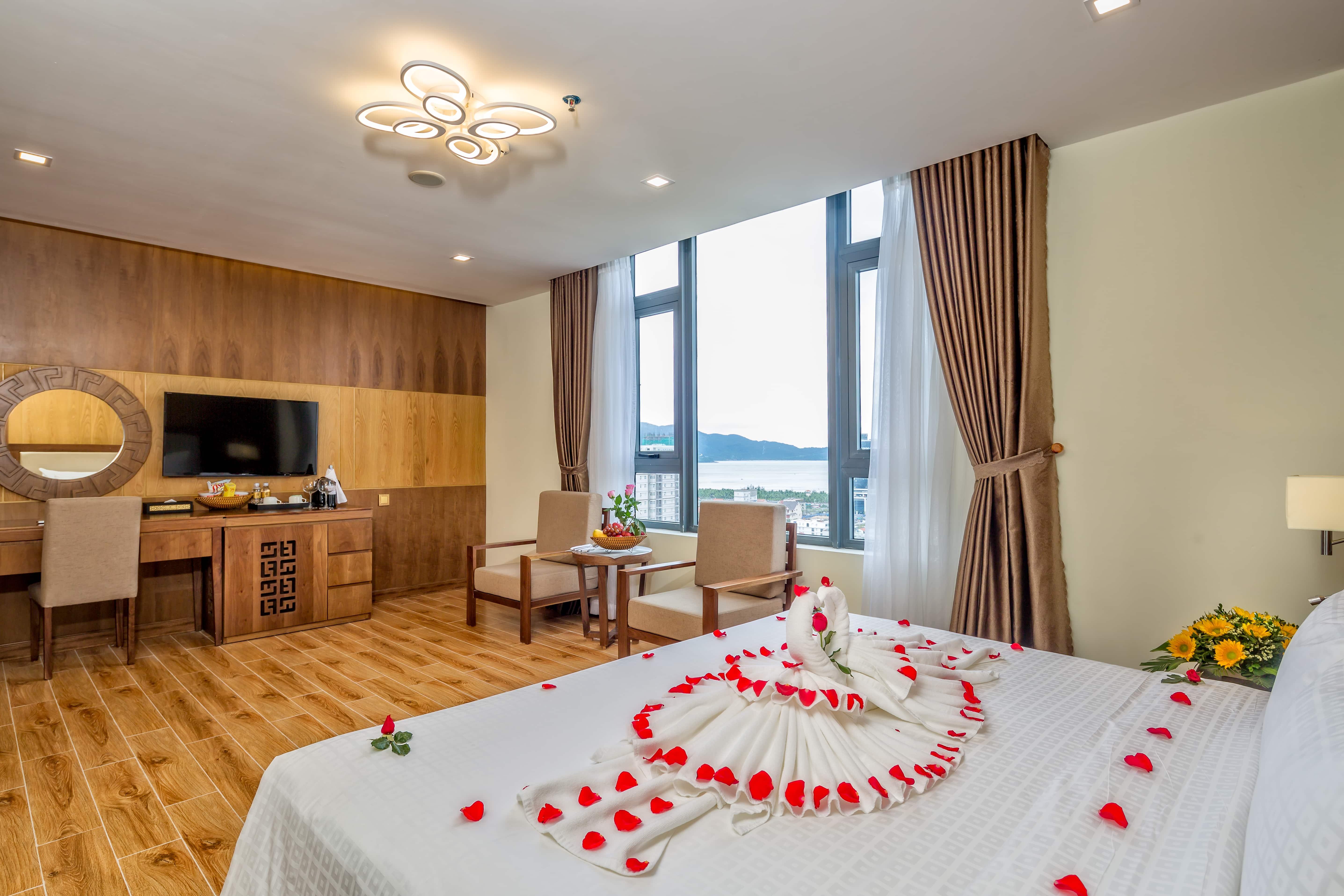 Top 10 khách sạn ở Đà Nẵng dành cho các cặp đôi honeymoon