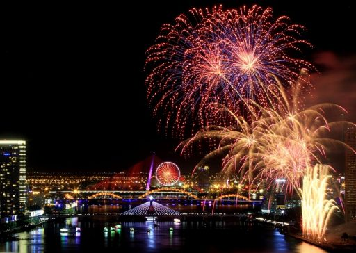 TOP SPECIAL NEW YEAR EVENTS IN DANANG