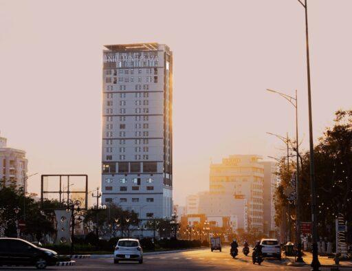 Sunset_Nhu Minh Plaza